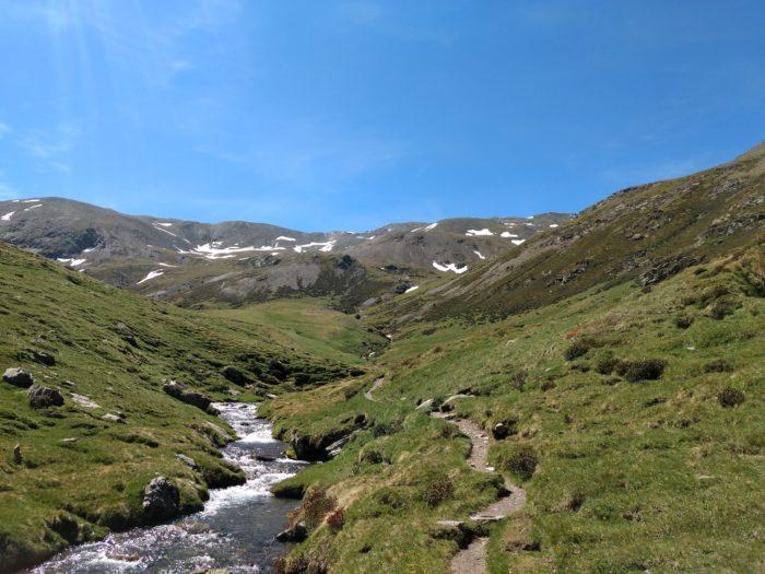 Vallée d'Eyne / Pic de Nuria
