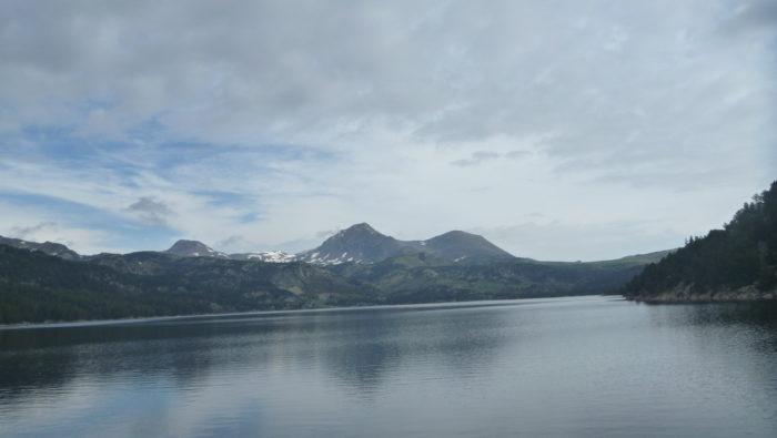 Autour du lac des Bouillouses