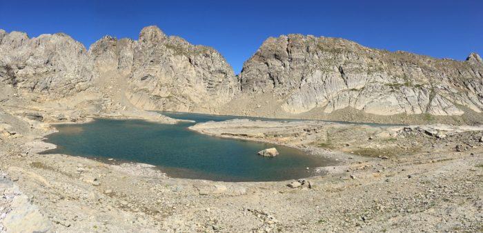 Balcon Pineta/Lac glacé (Aragon)